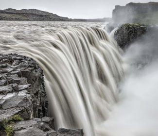 Viaggi in Islanda - cascata di Dettifoss