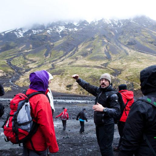 Slow tour e Slow trekking: viaggi e outdoor accompagnati da una guida professionista esperta in geologia e/o scienze naturali