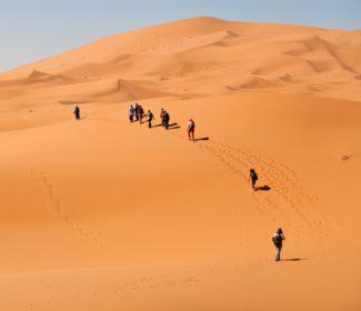 Altri bei viaggi - deserto Marocco