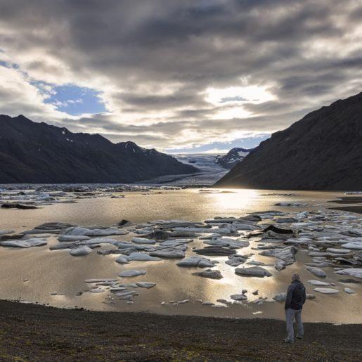 Islanda - Heinabergslon